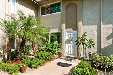 9565 Bickley Drive UNIT 5, Huntington Beach, CA 92646 - MLS#: OC18206807