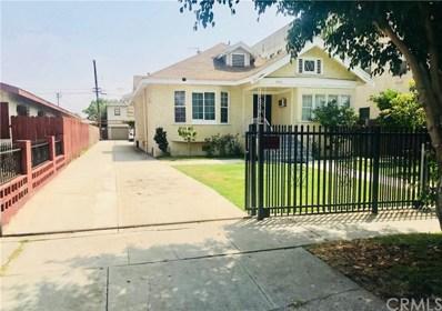 3006 Halldale Avenue, Los Angeles, CA 90018 - MLS#: OC18207123