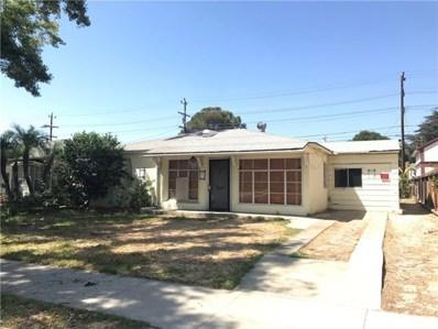1319 N Lincoln Street, Burbank, CA 91506 - MLS#: OC18208748