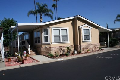 24921 Muirlands Boulevard UNIT 42, Lake Forest, CA 92630 - MLS#: OC18209507