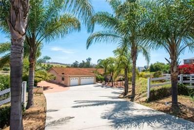 1797 Camino De Nog, Fallbrook, CA 92028 - MLS#: OC18209943