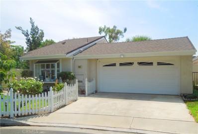 1008 W Trinity Lane, Orange, CA 92865 - MLS#: OC18210847