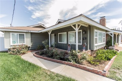283 8th Street, Norco, CA 92860 - MLS#: OC18211262