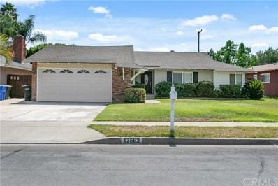 17562 Brent Lane, Tustin, CA 92780 - MLS#: OC18211794