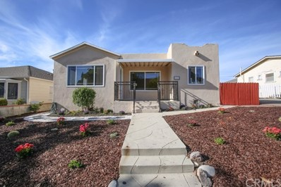 1512 W 16th Street, San Pedro, CA 90732 - MLS#: OC18213461