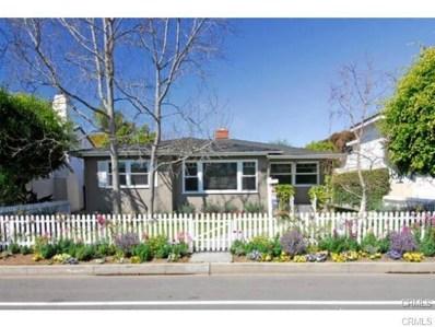 539 Irvine Avenue, Newport Beach, CA 92663 - MLS#: OC18213743
