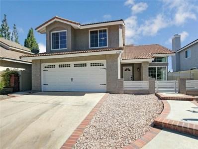 1711 Vixen Trail Circle, Corona, CA 92882 - MLS#: OC18214197