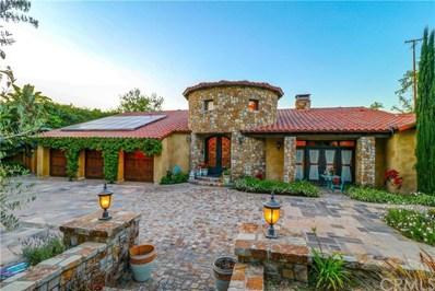 18997 Villa Terrace, Yorba Linda, CA 92886 - MLS#: OC18214264