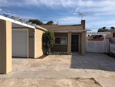 460 E 56th Street, Long Beach, CA 90805 - MLS#: OC18214552