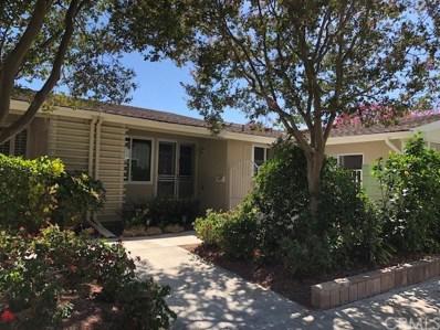 532 Via Estrada UNIT B, Laguna Woods, CA 92637 - MLS#: OC18214824