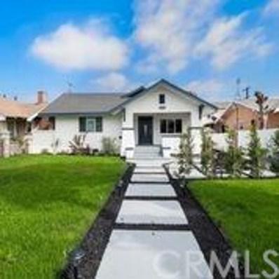 4520 S Gramercy Place, Leimert Park, CA 90062 - MLS#: OC18215762