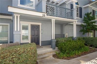 35 Carlsbad Lane, Aliso Viejo, CA 92656 - MLS#: OC18217016
