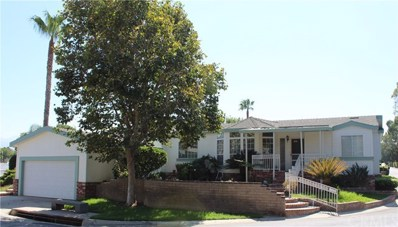 1550 Rimpau Avenue UNIT 160, Corona, CA 92881 - MLS#: OC18220237