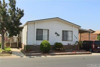 4080 Pedley Road UNIT 178, Riverside, CA 92509 - MLS#: OC18220447