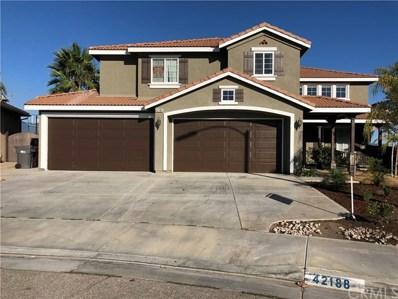 42188 E View Way, Murrieta, CA 92562 - MLS#: OC18220485