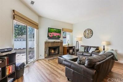 24402 Kingston Court UNIT 76, Laguna Hills, CA 92653 - MLS#: OC18220876
