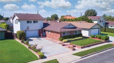 16349 Hemlock Street, Fountain Valley, CA 92708 - MLS#: OC18221865