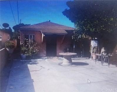 11920 Cheshire Street, Norwalk, CA 90650 - MLS#: OC18222034