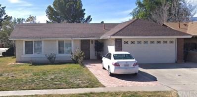7470 Palo Verde Avenue, Fontana, CA 92336 - MLS#: OC18222557