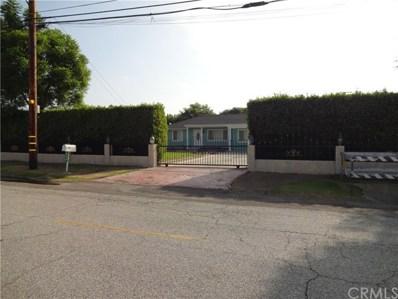 828 N Lyman Avenue, Covina, CA 91724 - MLS#: OC18223086