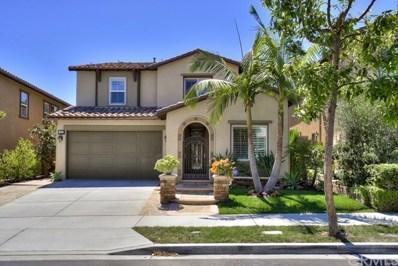 84 Summerland Circle, Aliso Viejo, CA 92656 - MLS#: OC18223366