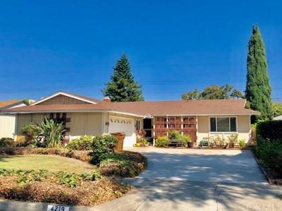 4219 W Ash Avenue, Fullerton, CA 92833 - MLS#: OC18223388
