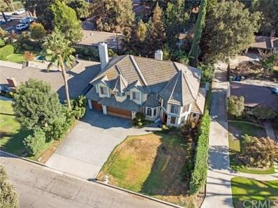 10 W Las Flores Avenue, Arcadia, CA 91007 - MLS#: OC18224540