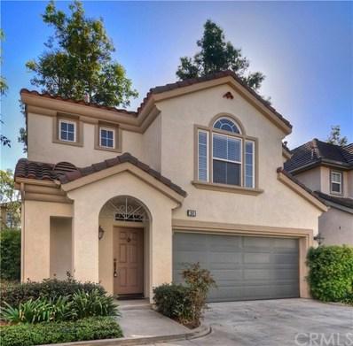 160 Cherrybrook Lane, Irvine, CA 92618 - MLS#: OC18224741
