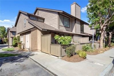 2376 S Mira Court UNIT 176, Anaheim, CA 92802 - MLS#: OC18224875