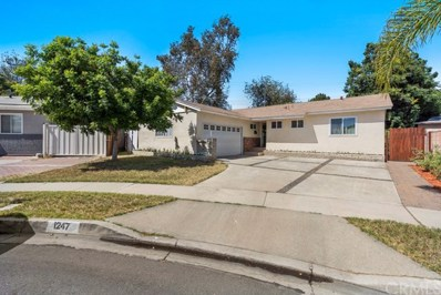 1247 N Citron Lane N, Anaheim, CA 92801 - MLS#: OC18225039