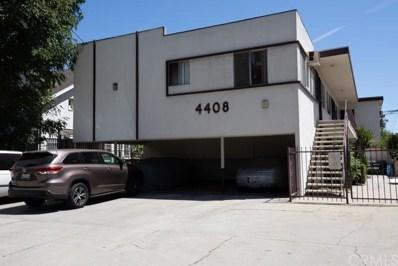 4408 Russell Avenue UNIT 1, Los Feliz, CA 90027 - MLS#: OC18225057