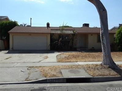 1001 S Woods Avenue, Fullerton, CA 92832 - MLS#: OC18225448