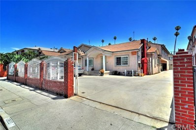 1522 N Harvard Boulevard, Los Angeles, CA 90027 - MLS#: OC18225668