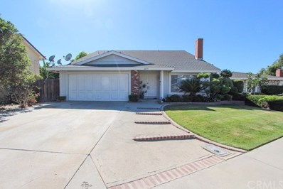 16073 Redwood Street, Fountain Valley, CA 92708 - MLS#: OC18225860