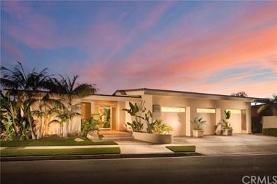 4633 Perham Road, Corona del Mar, CA 92625 - MLS#: OC18226936