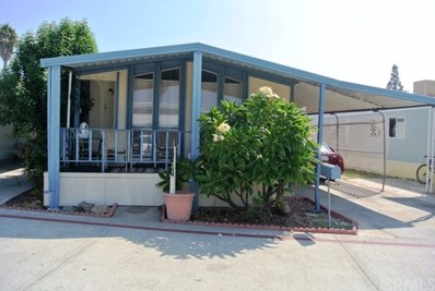 121 S De Soto Lane UNIT 121, Tustin, CA 92780 - MLS#: OC18226939