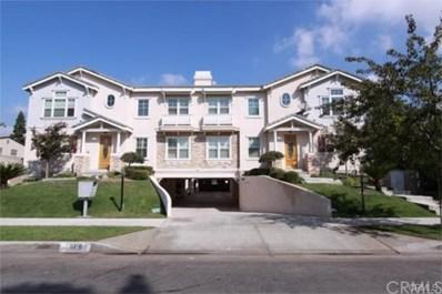 11 Bonita Street UNIT G, Arcadia, CA 91006 - MLS#: OC18227762