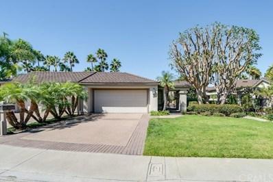 11 Sea Cove Lane UNIT 5, Newport Beach, CA 92660 - MLS#: OC18229021
