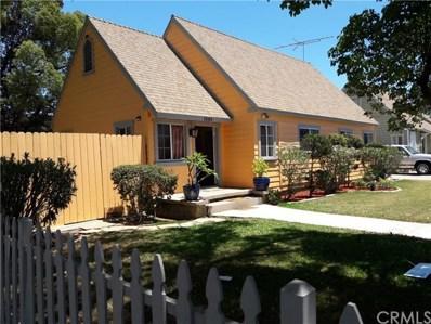 1503 E 4th Street, Santa Ana, CA 92701 - MLS#: OC18229673