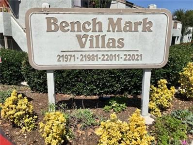 21981 Rimhurst Drive UNIT K (150), Lake Forest, CA 92630 - MLS#: OC18230756