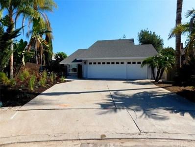 25021 Costeau Street, Laguna Hills, CA 92653 - MLS#: OC18231159