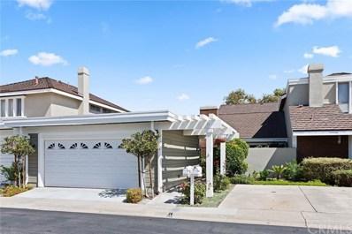 11 Pebblewood, Irvine, CA 92604 - MLS#: OC18231449