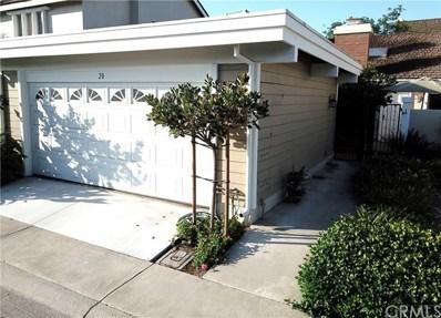 20 Woodpine Drive, Irvine, CA 92604 - MLS#: OC18231632