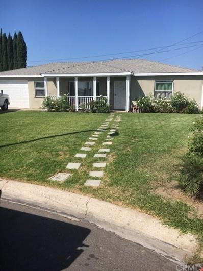 4736 W Lucky Way, Santa Ana, CA 92704 - MLS#: OC18231846