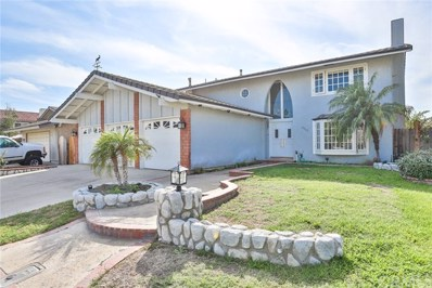 16563 Mount Cook Circle, Fountain Valley, CA 92708 - MLS#: OC18232195