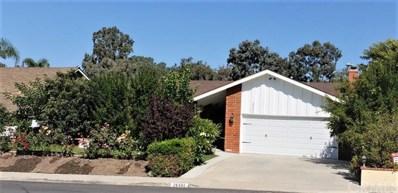 26501 Naccome Drive, Mission Viejo, CA 92691 - MLS#: OC18232360