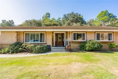 2347 Valle Drive, La Habra Heights, CA 90631 - MLS#: OC18232369