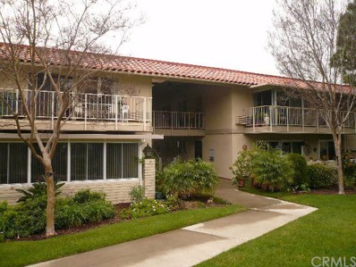 813 Via Alhambra UNIT O, Laguna Woods, CA 92637 - MLS#: OC18233636