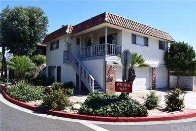 34002 Copper Lantern Street UNIT A, Dana Point, CA 92629 - MLS#: OC18233684