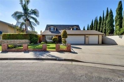 18251 Carnaby Lane, Huntington Beach, CA 92648 - MLS#: OC18233910